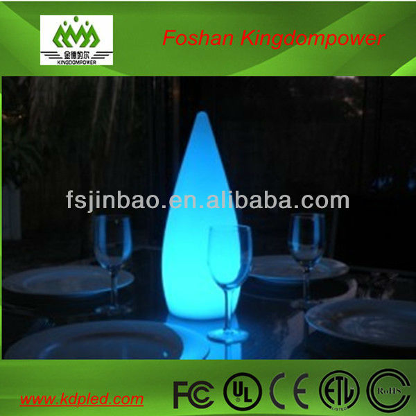 modern plastic led cordless magic light