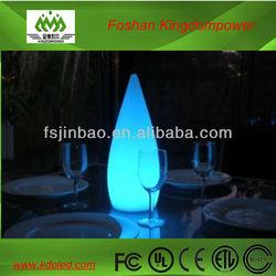 modern plastic led cordless magic light