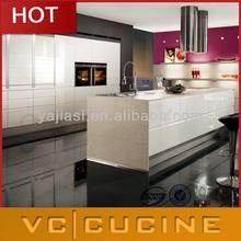 Guangzhou foshan lacquer granite top kitchen table