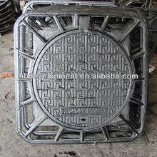 Algeria Manhole Cover 850x850x100 D400