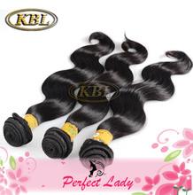 KBL Top quality human peruvian virgin hair, 100% Virgin Peruvian Hair
