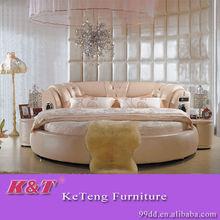 new style modern round bed designs 2013