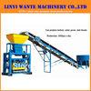 QT40-1 Whole production line block machine offers