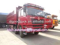 New back tipper trucks tipper truck capacity