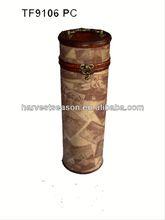 100% handmade vintage style decorative wine box cover