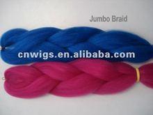 Synthetic hair Jumbo braid/Yaki Jumbo braid