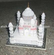Marble Taj Mahal Model , Taj mahal souvenir