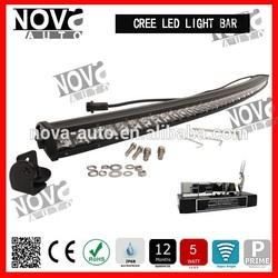 TOP10 SELLING 52 inch Led Light Bar, 288w Curved Led Light Bar