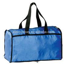 Hot sale foldable tote bags,folding sport bag