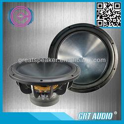 "8"" inch GT-S0847 1800W Big Foam Dual Magnet Subwoofers"