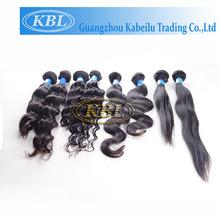 KBL 100% Natural cheap wavy brazilian remy hair extensions,wholesale brazilian hair