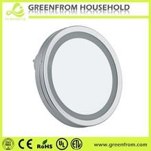 4 Inch Single Side Magnifying Fashionable Designer China Bathroom Mirrors