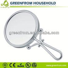 6 Inch Handle Chrome Mini Cooper Mirror Cover