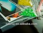 PE Plain reclosable bags (color zipper profiles is optional)