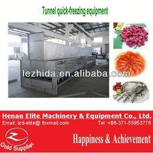 fish/fillet/chicken/shirmp quick freezing machine