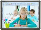 Classroom portable interactive whiteboard