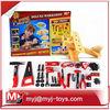 hottest diy kids plastic tool toy set 8855A