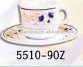 9oz mélamine tasse de thé