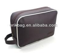 Microfiber men toiletry Bag