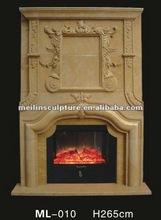 China natural stone stove wood