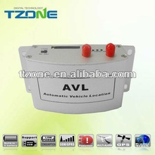 GPS/GSM Tracking device, fuel sensor,google map,geo-fence for fleet manage real time and history tracking,AVL-02