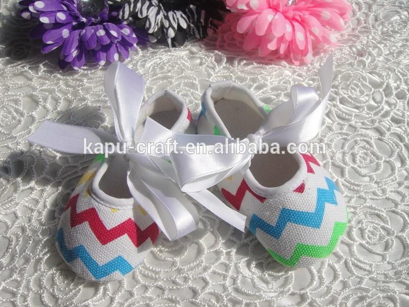 Großhandel mode kinder Kind schuhe neugeborenen-spitze stoff babyschuh