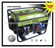 2.5 kw petrol generator HG3500CX(E)