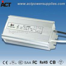 Waterproof IP67 24V100W led power supply