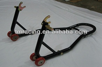 Motorcycle rear paddock jack stand 3001
