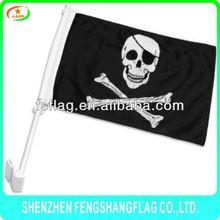 cheap custom pirate car flags for sale