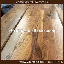 Manufacture Solid Hardwood Black Walnut Flooring