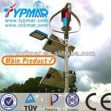 variable pitch wind turbine generator