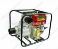 De alta presión de la bomba de agua, motor diesel de la bomba de agua, 13hp bomba de agua