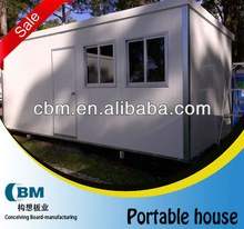 site office or site accommodation in African project
