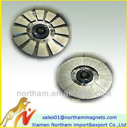 dc motor ring Permanent Magnet