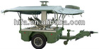 military Mobile Field Kitchen mobile catering kitchen trailer