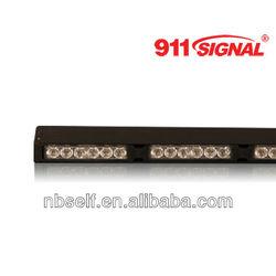 Auto Strobe Light HT6-4 12volt strobe light , emergency vehicle warning lights With 30 kinds of flash patterns