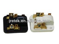 Starter relay for refrigerator/PTC starter relay