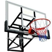 Wall Mounted Height Adjustable Basketball Backboard Stand