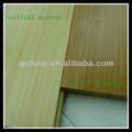 Eco friendly vertical natural/parquet de bambu carbonizado pisos revestimento de bambu baratos preço