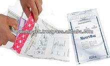 Cash Security packaging Bags