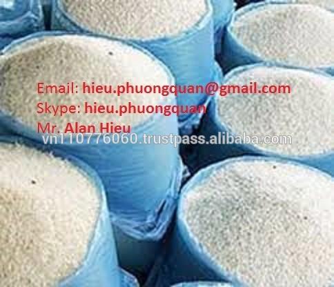 Cheapest-Newest crop Vietnamese Long Grain White Rice 5% broken