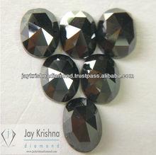 Black Diamonds Oval Cut Loose