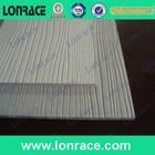 cellulose wood grained fiber cement board