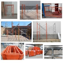 hot selling scaffolding China a frame scaffolding