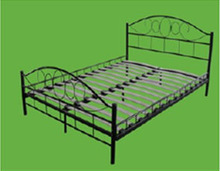 low price and high quality double metal minion bed design