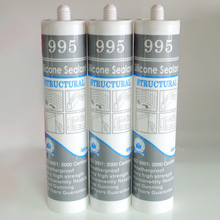 Excellent extension black 955 silicone sealant