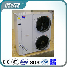 r404a, High Quality High Efficiency JZW Series Box Type Condensing Unit For Indusrial Cold Room Refrigeration Condensing Unit