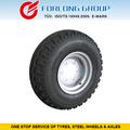 Implementare i pneumatici richstar 10,0/75-15.3 9.00x15.3 assemblato con ruote
