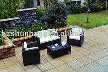 Outdoor Rattan sofa for Garden /HB41.9101